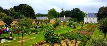 Marché aux plantes, « Baptême de la rose AR DUEN© » Saint-Launeuc