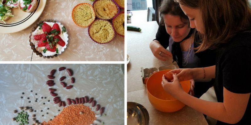Atelier cuisine parents-enfants