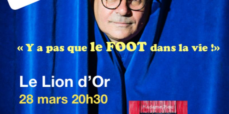 Yannick LE SAUX one man show