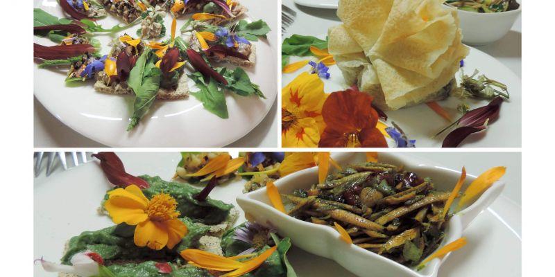 Atelier cuisine vivante : Osez les algues