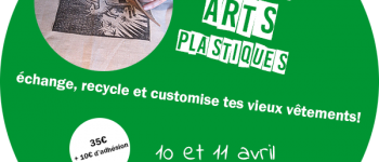 Stage arts plastiques - enfants/ados Langueux