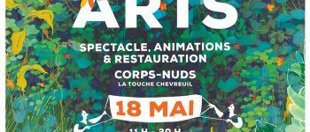Trinqu\Arts #7, festival, marché de créateurs, spectacle, concert Corps Nuds