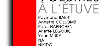 A L\Étuve : exposition ART VOLUMES Treffiagat