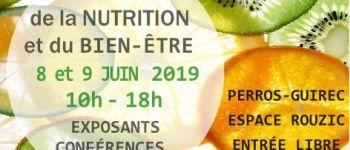 Salon de la nutrition et du bien-être  Perros-guirec