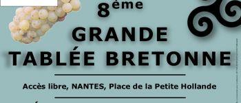 8ème Grande Tablée Bretonne Nantes