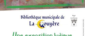 Exposition de toiles de tout-petits \graines d\artistes\ La Couyère