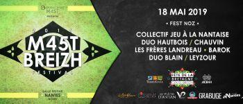 M45T BREIZH FESTIVAL Nantes