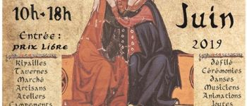 13e Fête médiévale de Ploërdut - noces villageoises PLOËRDUT