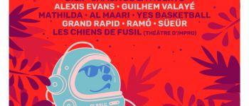 Festival on lache rien sauf les chiens 5 et 6 juillet 2019 à poligne Poligné