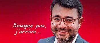 Jeff Santano - Bougez pas, j\arrive Nantes