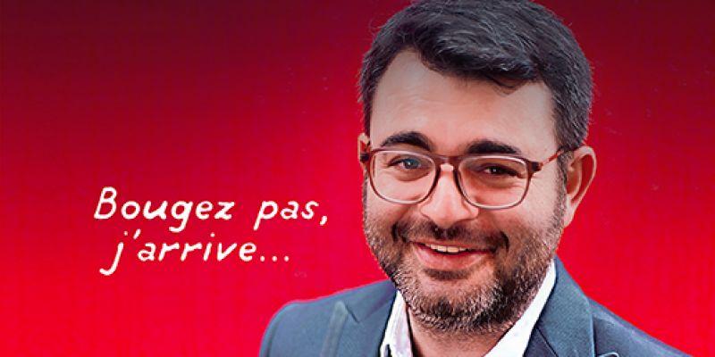 Jeff Santano - Bougez pas, jarrive