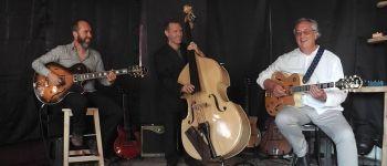 Apéro Swing-Jazz: Barbizon Trio PLOUGUIEL