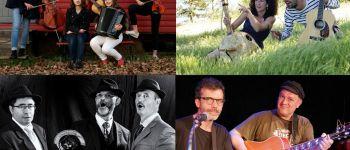 Scènes musicales, soirée de 4 concerts Thourie