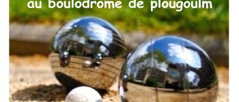 Concours de pétanque Plougoulm