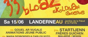 33 bloaz / ans skol diwan landerne Landerneau