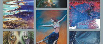 Exposition – 20 artistes pour l'exposition du Groupe des peintres malouins Saint-Malo