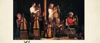 Concert de harpe celtique ancienne de l\association Hent Telenn Breizh et de ses élèves Plourin-lès-Morlaix