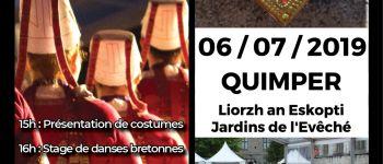 Noz Kalon Gemper 2019 - Nuit de la culture bretonne Quimper