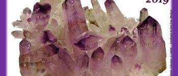 37ème bourse exposition-vente de minéraux et fossiles Saint sebastien sur loire