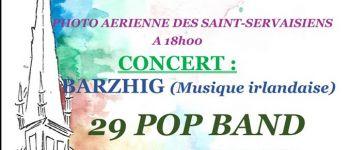 Saint-Servais en fête #3 cochon grillé - concerts - feu d\artifice Saint-Servais