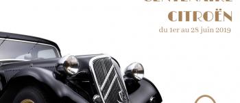 Portes Ouvertes spéciales Centenaire Citroën  BREST