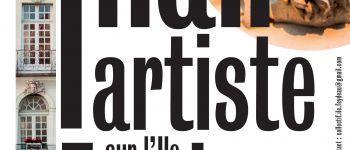 Journées Européennes du Patrimoine, « un hall, un artiste » sur l\Île Feydeau Nantes