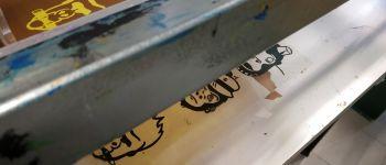 Atelier de sérigraphie Ploumagoar