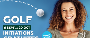 Initiations gratuites au golf Ploemel