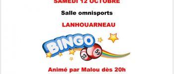 LOTO-BINGO animé par MALOU  LANHOUARNEAU