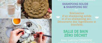Shampoing Solide & Shampoing Sec : SALLE De BAIN ZÉRO Déchet Trégastel