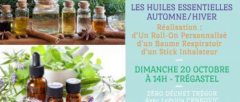 Huiles essentielles Automne/Hiver : Roll-On, Baume et Stick Trégastel