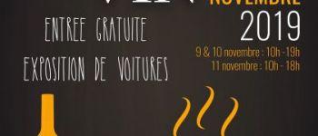 Salon de la gastronomie & du vin (exposition de voitures) Saint-nazaire