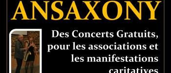 ANSAXONY.  Des concerts gratuits aux associations et manifestations caritatives GUIDEL