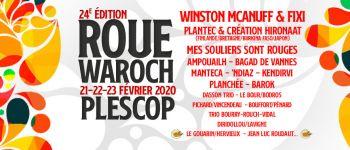 Festival Roue Waroch 2020 Plescop