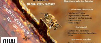 Découverte du monde des abeilles Frossay