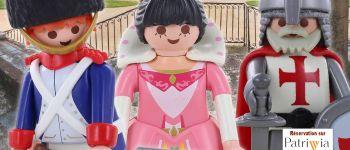 Exposition Playmobil au Domaine de l\Orangerie de Lanniron Quimper