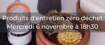 Produits d\entretien zéro déchet [ Atelier ] Lorient