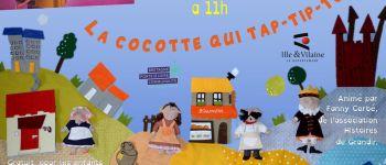 Les petites histoires \la cocotte qui tap-tip-tope\ La couyère