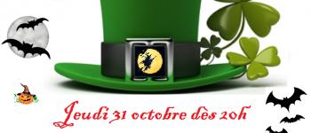 Soirée irlandaise spéciale Halloween PLOUGUIEL