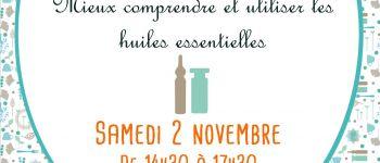 Atelier aromathérapie niveau 2 Pancé