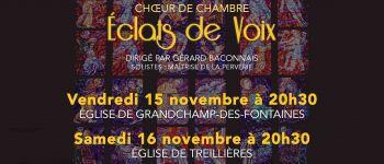 Requiem de Fauré Grandchamps-des-Fontaines