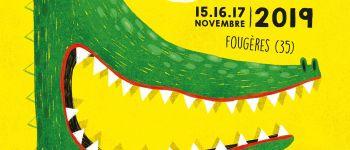 La 35ème édition du salon du livre jeunesse de fougères agglomération  La selle-en-luitré