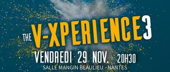 Volley : Ligue A masculine J10 : The V-XPERIENCE3 - NRMV/TOURS Nantes