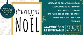 Réinventons Noël - marché éco-responsable Saint-Nazaire