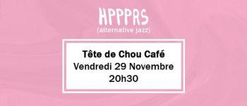 Hppprs (hippoporose) en concert Rennes