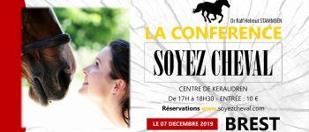 Conférence soyez cheval Brest