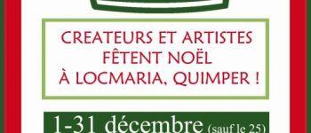 Brin de magie : marché de noël en boutique éphémère Quimper