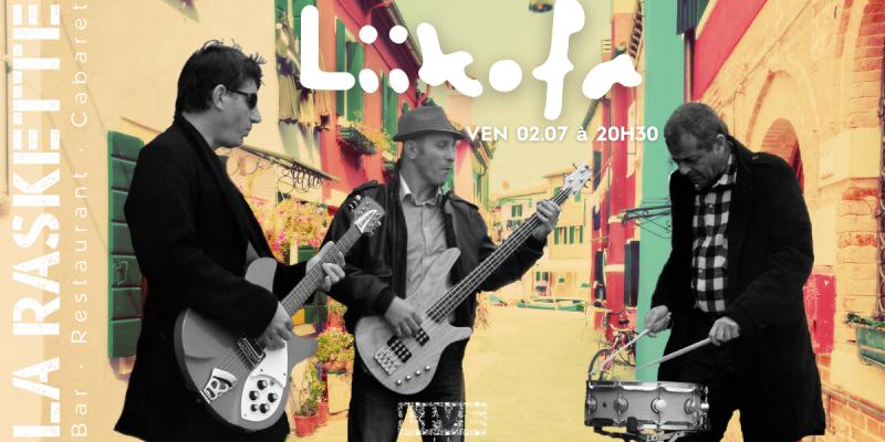 CONCERT LIVE | Reggae Rock \\ Liikofa
