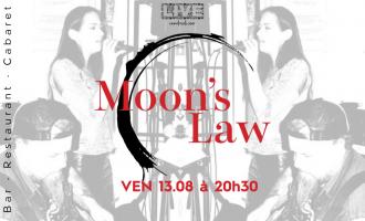 CONCERT LIVE | 100% Pure Rock \\\\ Moon\s Law