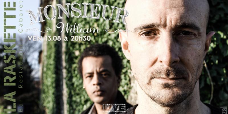CONCERT LIVE | Swing \\ Monsieur William